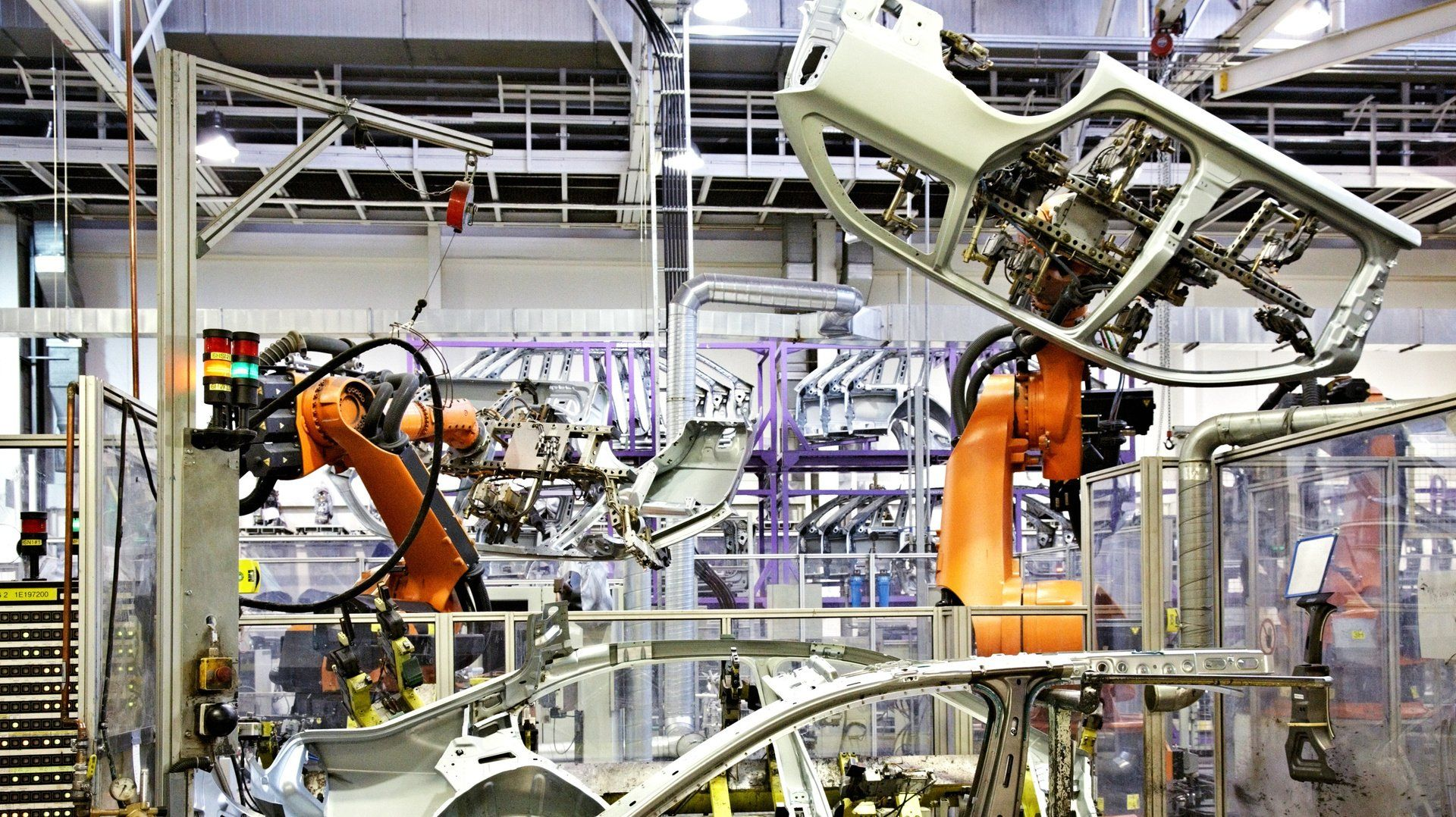 Robotic Product Proces - Supply Chain Hulshof